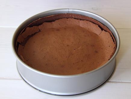 עוגת שוקולד מעולה מקמח מלא