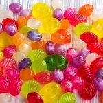 צבעי מאכל מלאכותיים , מזון