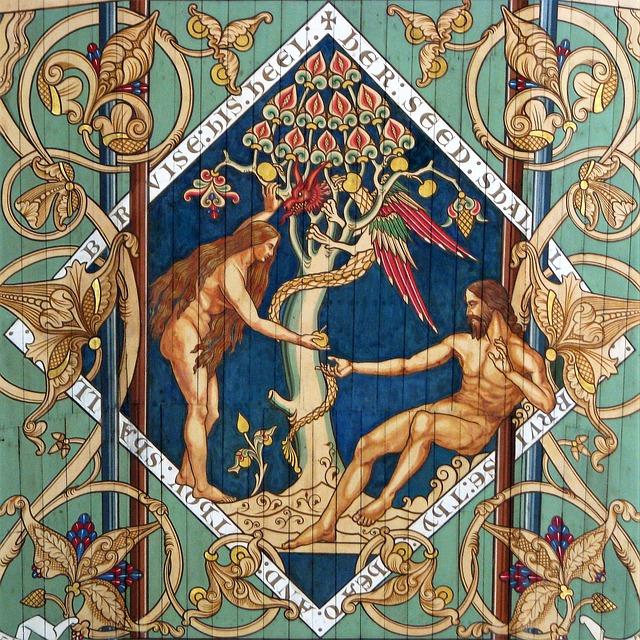 אדם וחוה ולקיחת אחריות