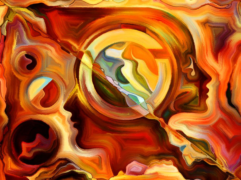 מודעות עצמית, תהליך טיפול באכילה רגשית